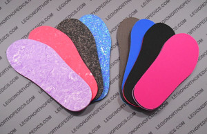 NeoEva Insoles reversible
