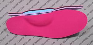 Pink NeoEva Insoles