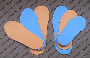 diabetic insoles flat type